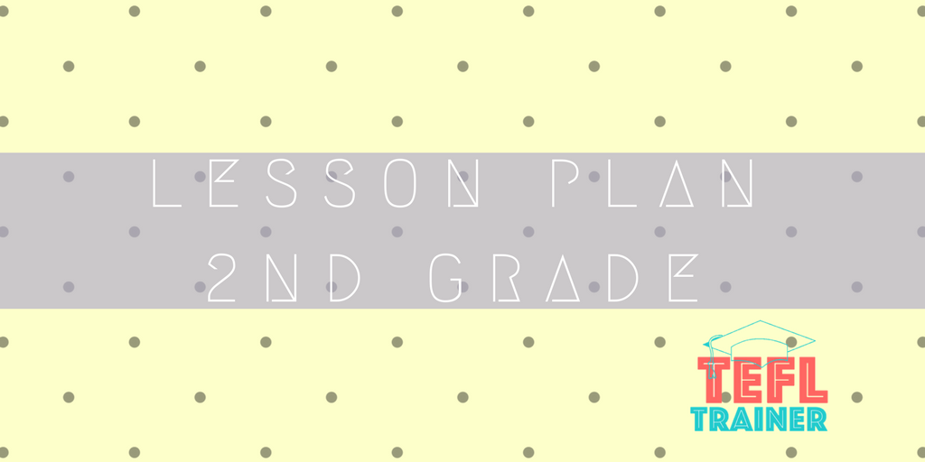 Lesson Plan primary school 2nd grade my house TEFL Trainer