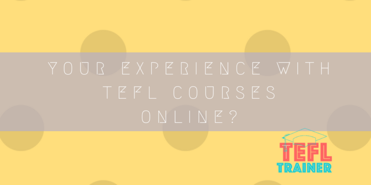 review TEFL Trainer